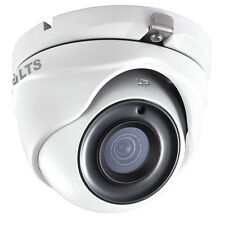 CMHT1322WE-28 HD TVI 2MP Starlight 2.8mm Wide Angle WDR 65ft IR Turret Camera