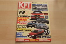 72909) MGF - Dethleffs Nomad 530 TK - Renault R 19 16V Ph.II - KFT 01/1993