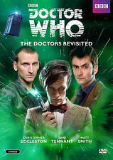 Doctor Who: The Doctors Revisited  DVD NEW Shrink Wrapped Ships FREE USA