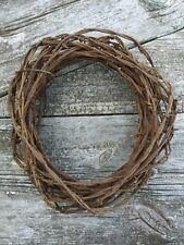 Antique Vintage 42 Feet Rusty Crusty Barbed Wire Barbwire 10