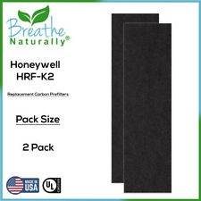Replacement Carbon Pre-Filters for Honeywell Hrf-K2 & Hfd Series Air Purifiers