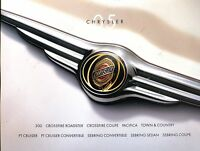 2005 Chrysler Automobile Brochure EX 090216jhe