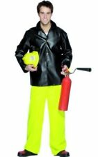 Faux Leather Complete Outfit Costumes for Men