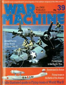 WM #39: FULL COLOUR GUIDE TO FLYING-BOATS OF WORLD WAR II/ DOWNLOAD
