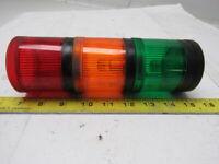 Allen Bradley 855T-B24DN4_5 24V AC/DC Steady Incandescent Light Tower Lens Stack