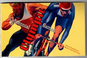 US 1996 Sealed Centennial Olympic Games 20 Postal Cards Post Cards 20 cents Mint