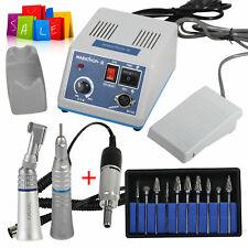 Micromoteur électrique lab dentaire Marathon/contre-angle droit N3/10*fraises FR