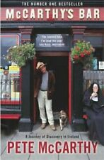 McCarthy's Bar A Journey of Discovery  in Ireland by Pete McCarthy 9780340766057