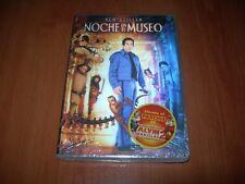 NOCHE EN EL MUSEO DVD EDICIÓN ESPAÑOLA PRECINTADO