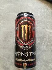 MONSTER Cans Collection Energy Drink Dose leer Empty USA Dub Ballers Blend Punch