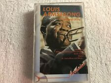 Louis Armstrong - Greatest Hits - Cassette Tape - 1991 Tring International    #A