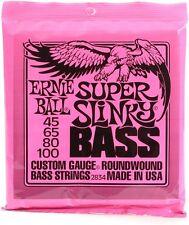 Ernie Ball Super Slinky Bass Strings 45-100 2834