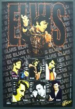 Guyana 2009 Elvis Presley Musik Sänger Music Singer 7982-7987 Postfrisch MNH
