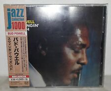 CD BUD POWELL - SWINGIN' WITH BUD - JAPAN SICP 3981