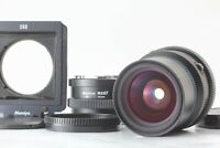 [TOP MINT] Mamiya ULD M 50mm f/4.5 L Wide Angle Lens for RZ67 PRO II IID JAPAN