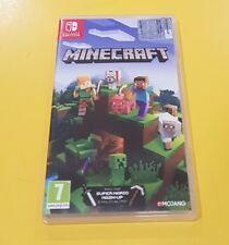 Minecraft GIOCO NINTENDO SWITCH