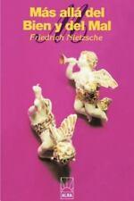 Más Allá del Bien y del Mal by Friedrich Wilhelm Nietzsche (2000, Paperback)