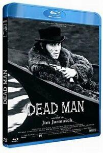 Dead Man [Blu-ray] Johnny Depp - NEUF - VERSION FRANÇAISE