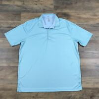 Greg Norman Golf Polo Shirt Mens XL Play Dry Short Sleeve ML75 Collar Shark Soft