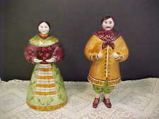 Figurines Au Pear Cynthia Madrid Sold by Enesco They Are Missing Parts See Photo