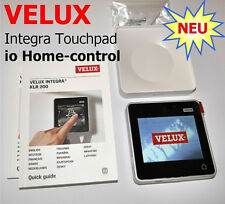 Velux INTEGRA Io-homecontrol Pad KLR 200 Touchscreen Bedienung Touchpad