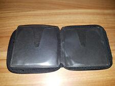 24 CD DVD BD Tasche Mappe Wallet Bag Box Hülle Etui Case Aufbewahrung Organizer