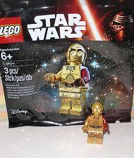 Lego 5002948 Star Wars c-3po minifigur neuf dans sa boîte