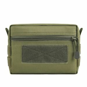 1000D Tactical Molle Pouch Bag Military Ammo Recycling Pouch Recovery Mag Bag US
