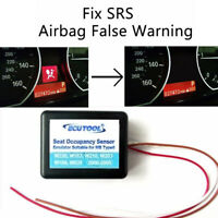 Seat Occupancy Airbag Sensor SRS Emulator for Mercedes-Benz W220 W163 W210 W203