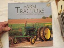Farm Tractors Halberstadt, April Hardcover