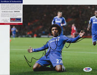 WILLIAN BRAZIL BRASIL CHELSEA SIGNED AUTOGRAPH 8X10 PHOTO PSA/DNA COA #X68283