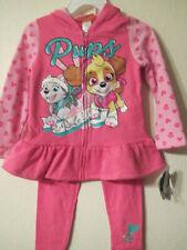 Paw Patrol girls jacket/pant 2 pcs. set. size 6