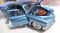 MODELLINO AUTO FRANKLIN MINT TUCKER TORPEDO 1:24 CAR MODEL DIECAST MINIATURE