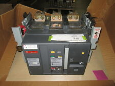 GE PowerBreak SHD16B216 1600A 600V EO/DO Breaker w/ LSI & Shunt Trip Surplus