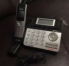 VTech DS6151 2-Line Cordless Phone System for Home or Small Business.