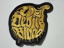 THE DEVIL'S BLOOD EMBROIDERED PATCH