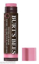 Burt's Bees Bálsamo para labios teñida de Flor Rosa 100% Natural Hidratante Bálsamo 4.25g
