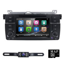 "Car DVD Player GPS Radio Stereo 7""BMW E46 318i 320i 323i 325i 328i 330i+Rear Cam"
