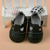 """Handmade Doll Dancing Shoes For 16"""" Doll Girl Toy Gift Kid's Clothes Wear M B2M9"""