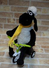 Shaun The Sheep Tricycle Gimmick Plush Doll Green Ver. Japan Prize RARE 12""