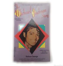 The Michael Jackson Story MJ Photos George Thriller 1987 Gloved One Victory Five