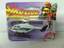 Siku Club Polizei Helicopter No 0807