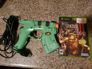 xbox house of the dead 3 Bundle
