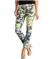 BLANK NYC The Stick Shift Vero Moda Cigarette Leg Floral Jeans - Sz 26 - NWT