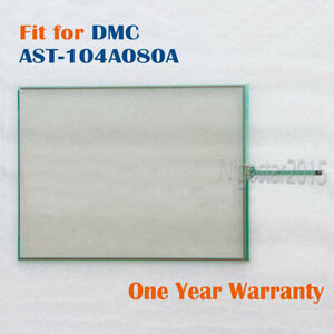 Touch Screen Glass for DMC AST-104A080A  AST104A080A Touch Panel 1 Year Warranty