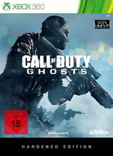 Call of Duty: Ghosts -- hardened Edition | Xbox 360 | usado en OVP Cod