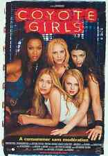 Bande annonce cinéma trailer 35mm 2000 COYOTE GIRLS McNally Piper Perabo SCOPE