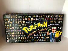 1999 Hasbro Milton Bradley Pokemon Master Trainer Board Game