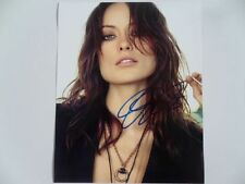 Olivia Wilde - House MD 8x10 Photograph Signed Autographed Free Shipping