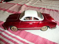 Autos & Busse Volkswagen Bus Vw T1 Bully Samba = 12 Cm Blechauto Blechmodell Blechspielzeug Re